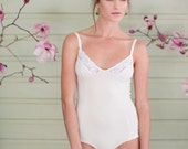 Bodysuit in Soft Organic Cotton