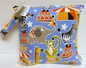 Small Wet Bag - Wet Bag - 11 X 11 - Big Top