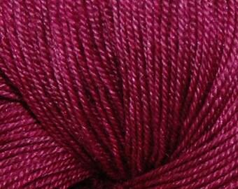 "MYS 622- ""Orchid""  -superwash merino,yak, silk yarn - 100 grams 400 yards"
