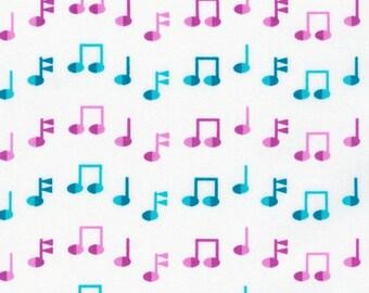 Suzy Ultman, Jazz Between Friends, Music Notes in Sweet, 1 Yard