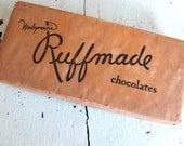 Vintage Chocolate Box - Ruffmade Chocolates by Walgreen's