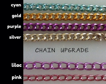 Upgrade BOLD CHAIN to add in any Di depux necklace u purchased instead of the existed one