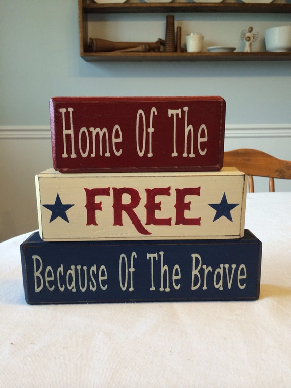 Items similar to patriotic 4th of july independence day for Patriotic decorations for home