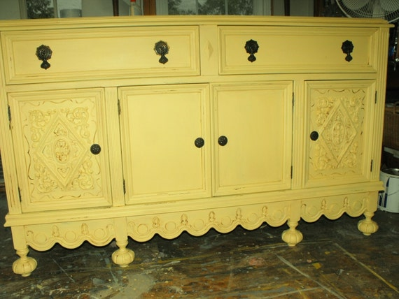 vintage abernathy furniture items similar to antique buffet abernathy furniture 3154