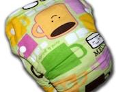 Mellow Out - M/L OBV BedBug Plus Cloth Diaper