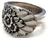 Spoon Ring Jubilee 1953 size 3 4 5 6 7 8 9 10 11 12 13 14 15