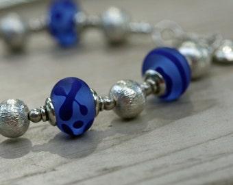 Velvet Blues Bracelet