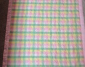 Baby Quilt - CLEARANCE