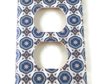 Switchplate Light Switch Cover Outlet in  Olivia  (187O)