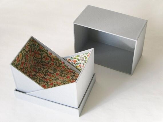 4x6 Photo Album Box - Holds 400 Photos - Unique Photo Box - Ready To Ship