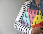 Happy Rainbow cushion