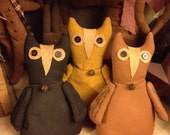 Primitive Owls