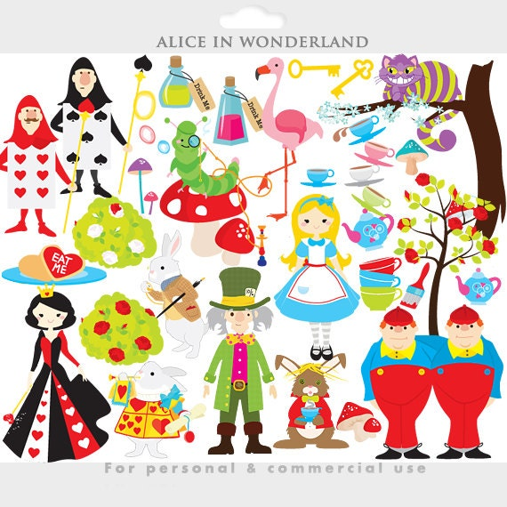 Alice In Wonderland Clipart Alice Clip Art Mad Hatter