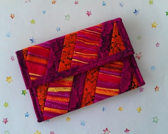 Quilted Coin Purse (CP103)