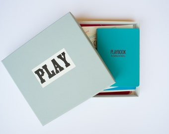 PLAY (MFA in Book Arts Thesis Project)