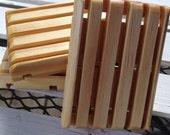 Handmade Soap Rack Soap Saver Wooden Soap Rack