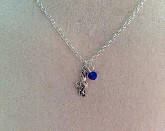 Squid Necklace