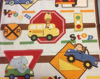 Honk and Go Quilt