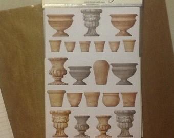 Flower Soft  Garden- Pots & Urns
