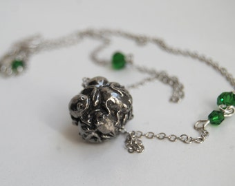Ball O' Frogs Necklace
