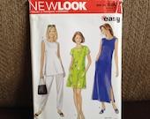 Sewing Pattern, New Look Pattern, Pants, Top, Dress, Long Dress Pattern