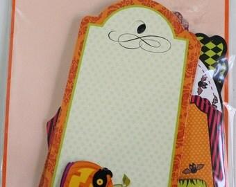 RECOLLECTIONS Die Cut Pieces - Scrapbook Embellishment - Haunted Halloween