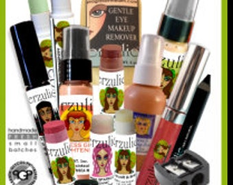 Organic Makeup kit | Non toxic Makeup | Cruelty Free Cosmetics |  Discounted Kit