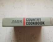 Farm Journal's Country Cookbook 1959 First Edition; First Printing