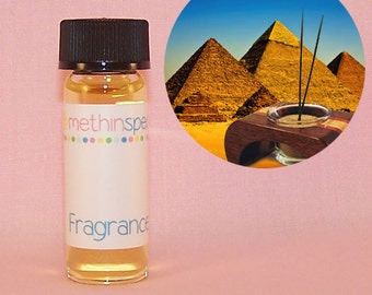 Egyptian Musk Perfume Oil Sample