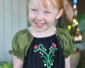 Princess Anna - It's Coronation Day! - 2t - 12 girls - Product ID #PAICD300