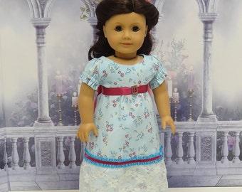 Chatsworth House - Regency Era ensemble for American Girl