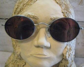 Beatles Vintage style women's Eyeglasses Round Frame
