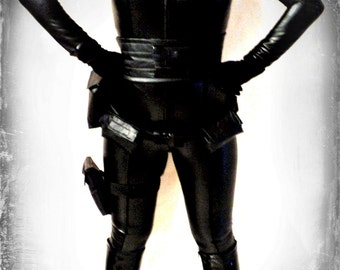 costume unisex costume  ,bodysuit,made to order full costume or only leather catsuit