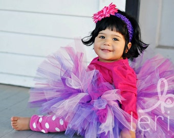 Custom - Wild  Heather,Tutu , Birthday, Parties, Gift,Photo Shoots in Sizes up to 6yrs