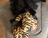 "Beanie Baby Scarf named ""Stripes"""