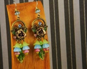 Parisian Spring Earrings