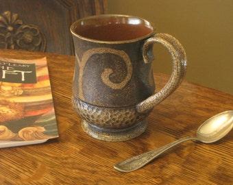 Gothic Swirl Mug