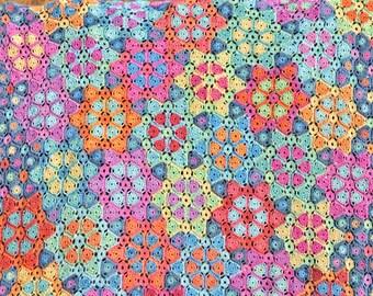 Twinkle, Twinkle Little Star Crochet Blanket - PDF PATTERN