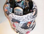 Remote Control Caddy pdf Sewing Pattern