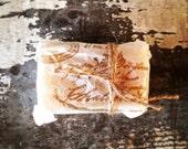 Soap - French Script - Twine - Ooh La La - French Market - xo, j&L (Soap 102)