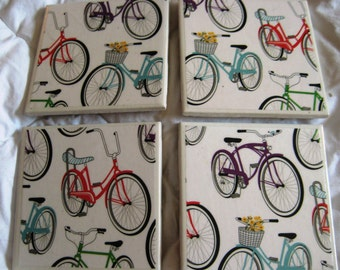 Bicycle Awesome Coaster Set