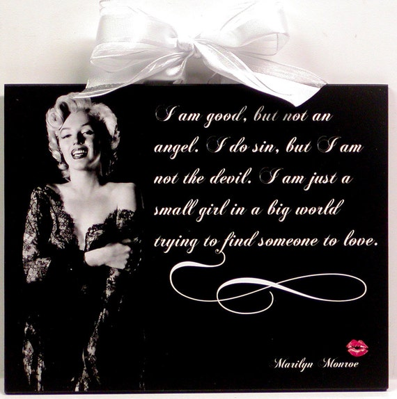 Good Quotes Marilyn Monroe: Good Marilyn Monroe Quotes. QuotesGram