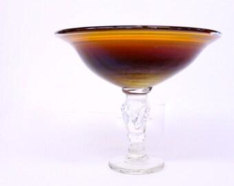 Home Decor funky Glass Bowl 7