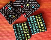 Private listing for Sandy: Mini Arcade Zip pouches