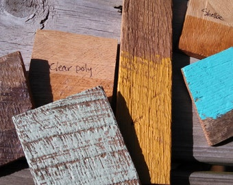 Samples of our Paint and Stain Colors-SPSC075F