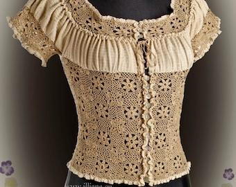 Crochet Blouses For Sale 6