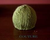 simplicity beanie - green
