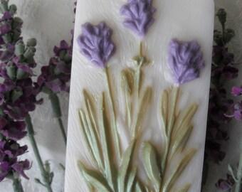 Lavender Fleur Handcrafted Soap