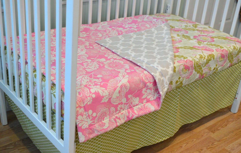 boho crib bedding