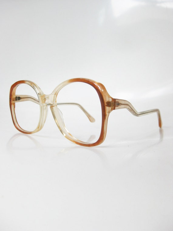 1970s new wave eyeglasses glasses pearlescent by